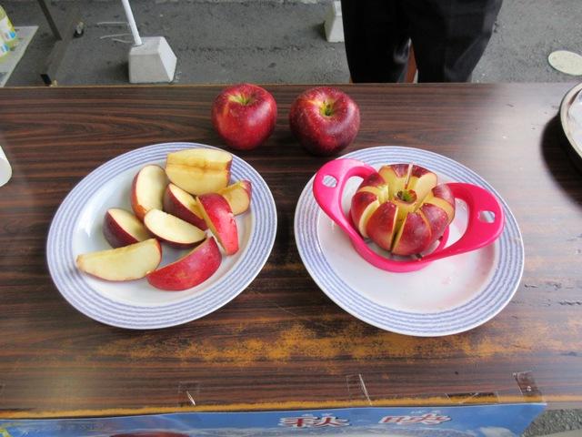 10月野菜の日りんご2