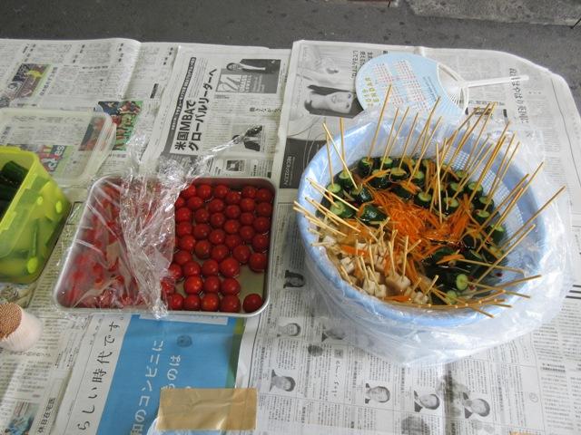 野菜の日19.8月浅漬け2