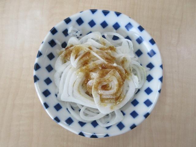 3月野菜の日生サラダ